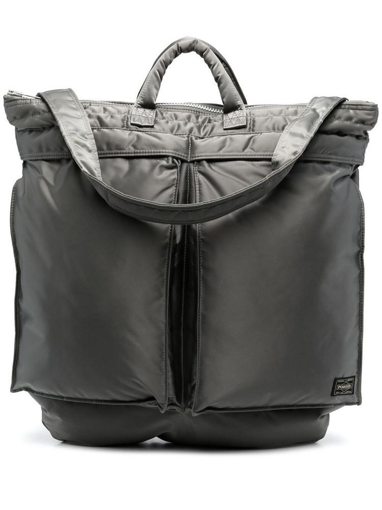 Porter-Yoshida & Co. Porter-Yoshida & Co. 2-Way tote bag - Grey