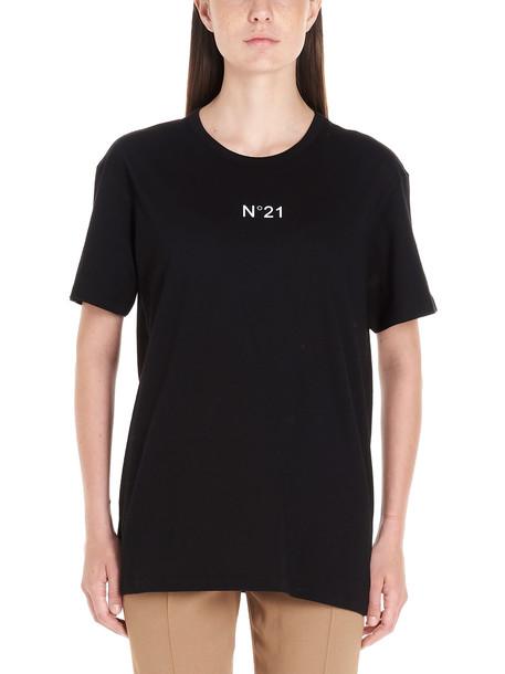 N.21 T-shirt in black
