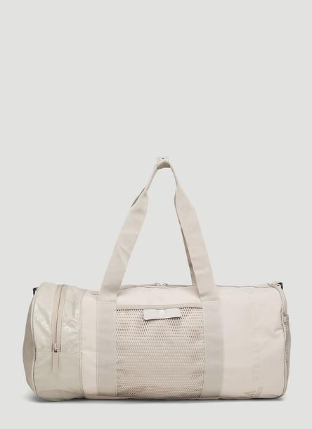 adidas by Stella McCartney Round Duffle Bag in Beige size One Size