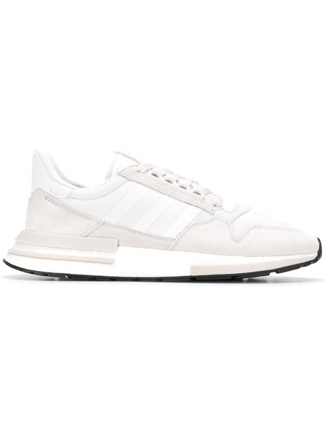 adidas ZX 500 sneakers in white