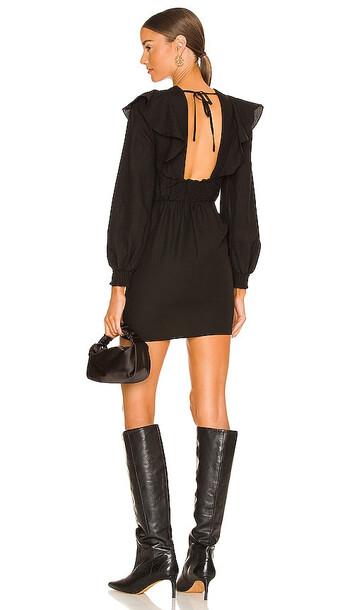 ALLSAINTS Elodie Dress in Black