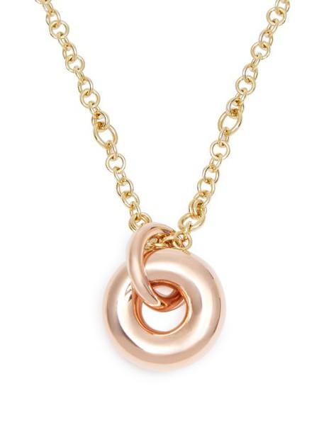 Spinelli Kilcollin - Nebula 18kt Rose Gold Pendant Necklace - Womens - Gold