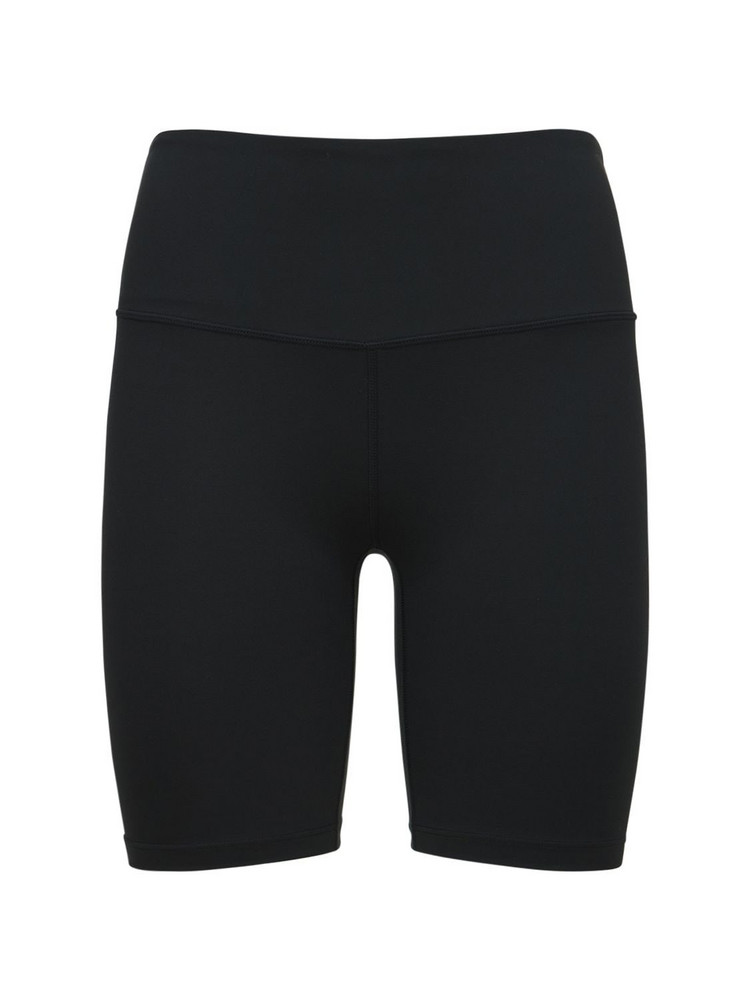 VARLEY Let's Move 7 High Wasit Shorts in black