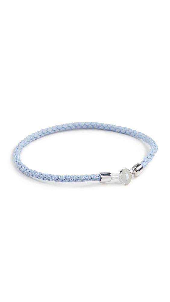 Miansai Nexus Ribbon Bracelet in blue