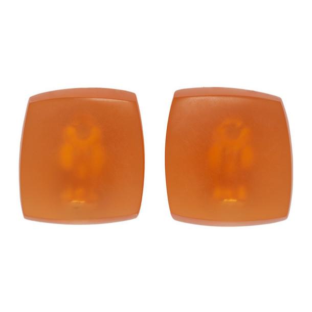 Monies Orange Irene Earrings