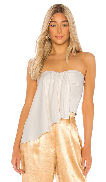 AIIFOS Alix Top in Ivory