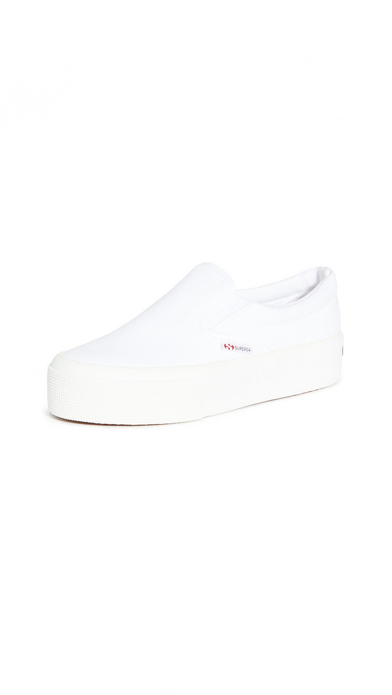 Superga 2306 Cotu Sneakers in white