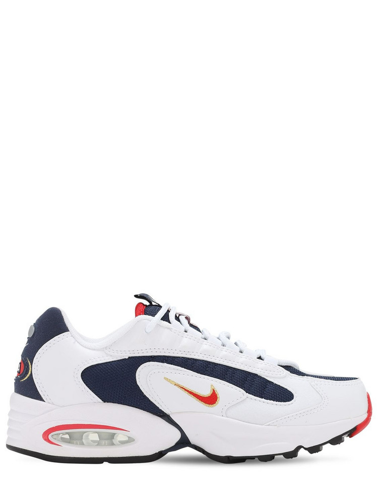 NIKE Team Usa Air Max Triax Sneakers in navy / red / white