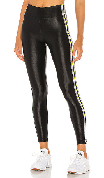 KORAL Trainer High Rise Infinity Legging in Black