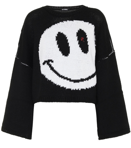 Raf Simons Wool sweater in black