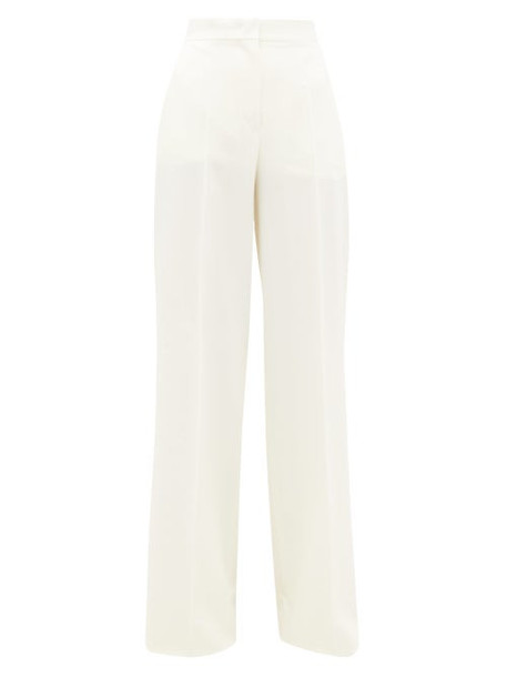 Max Mara - Afoso Trousers - Womens - White