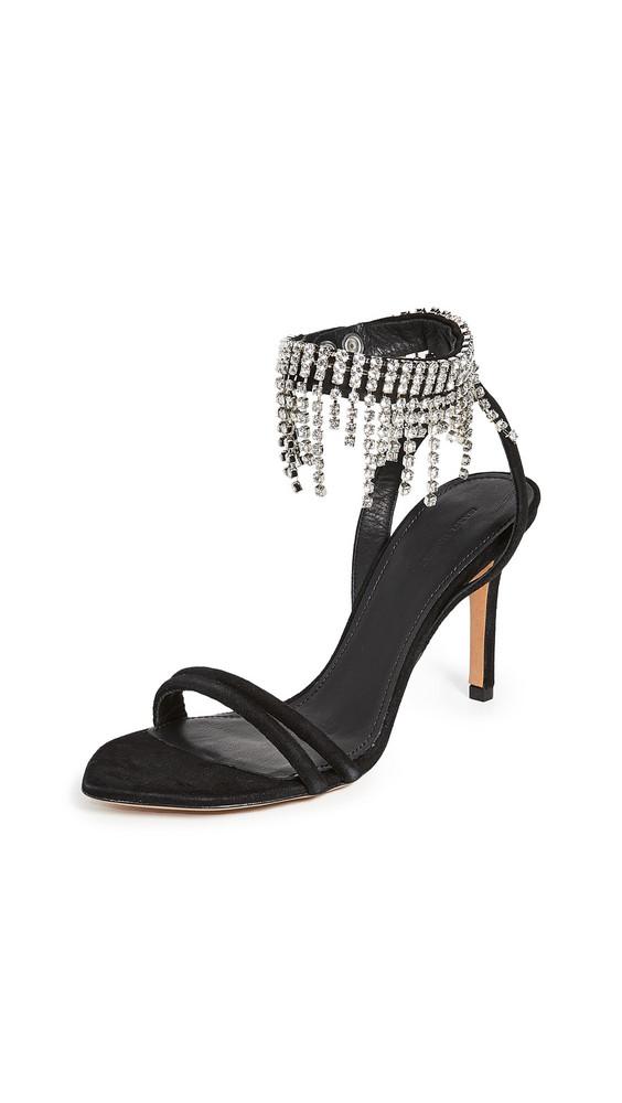 Isabel Marant Atura Sandals in black