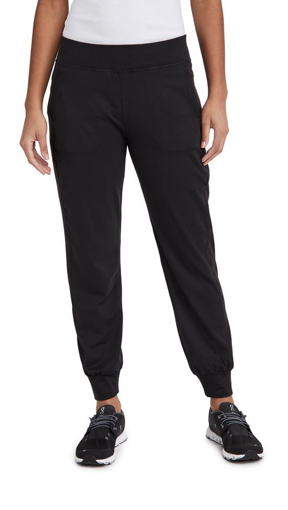 Sweaty Betty Gary Yoga Trousers in black