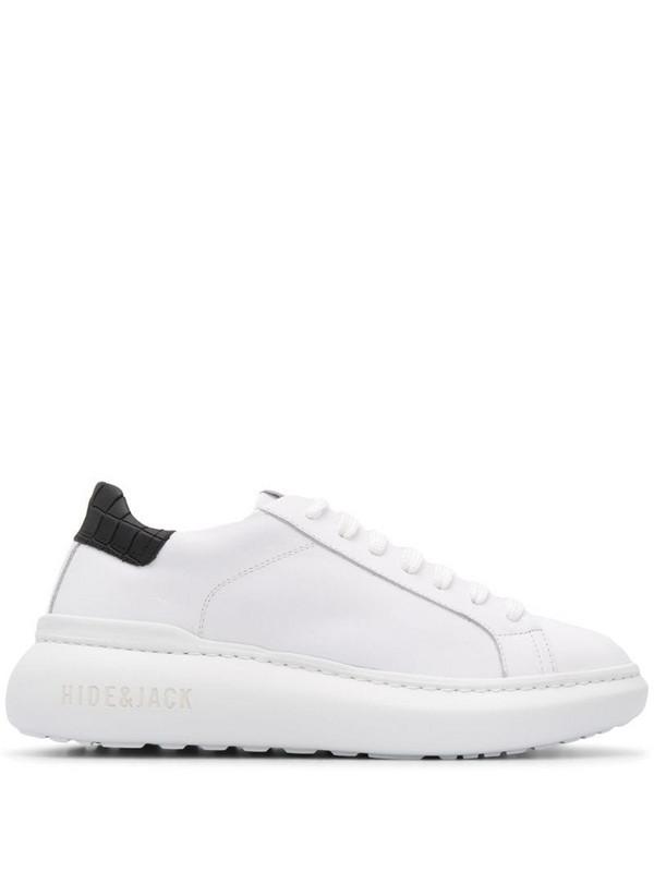 Hide&Jack Bounce low-top sneakers in white