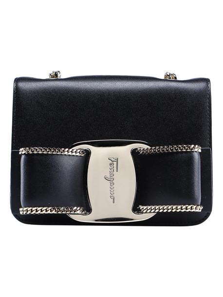 Salvatore Ferragamo Vara Rw Bag in black