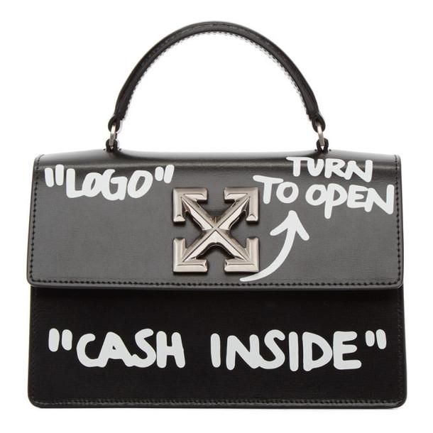 Off-White Black Cash Inside Jitney 1.0 Bag