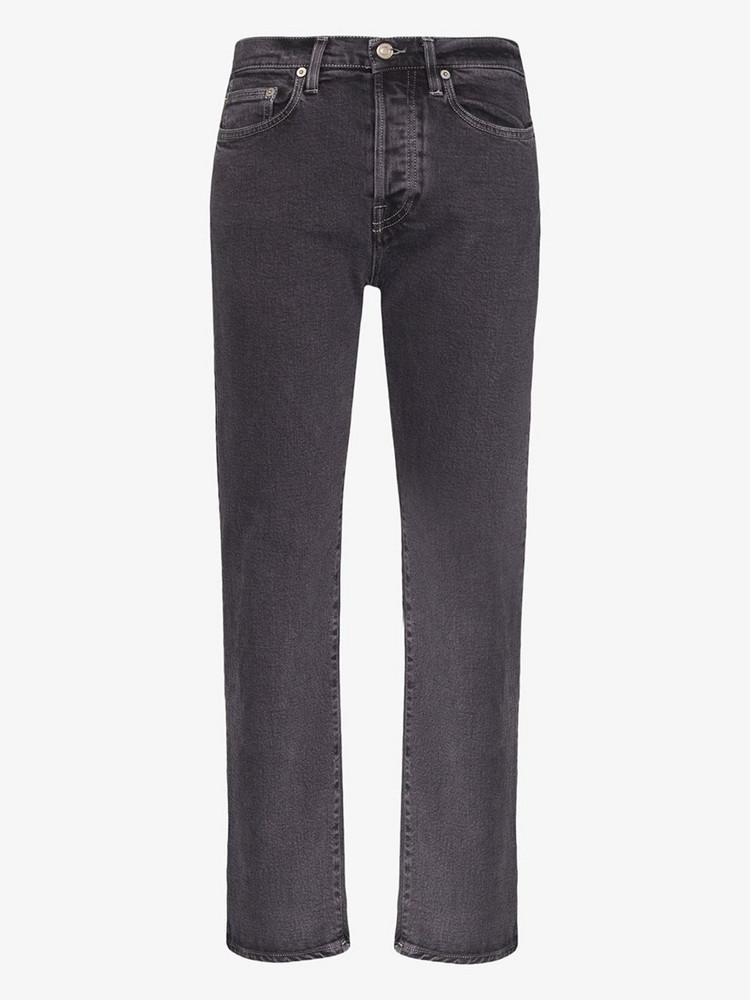 Jeanerica straight leg jeans in grey