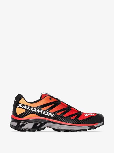 Salomon S/Lab red XT4 ADV low top sneakers