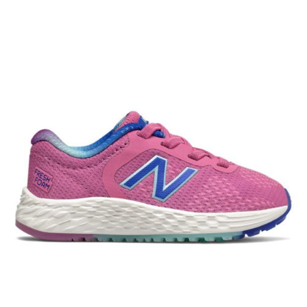 New Balance Arishi v2 Kids' Crib to Toddler Shoes - Pink/Blue (IAARIGC)