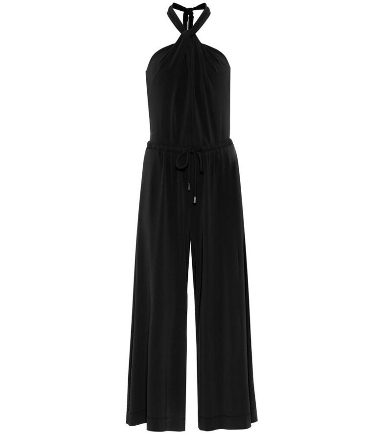 Max Mara Leisure Pinco jumpsuit in black