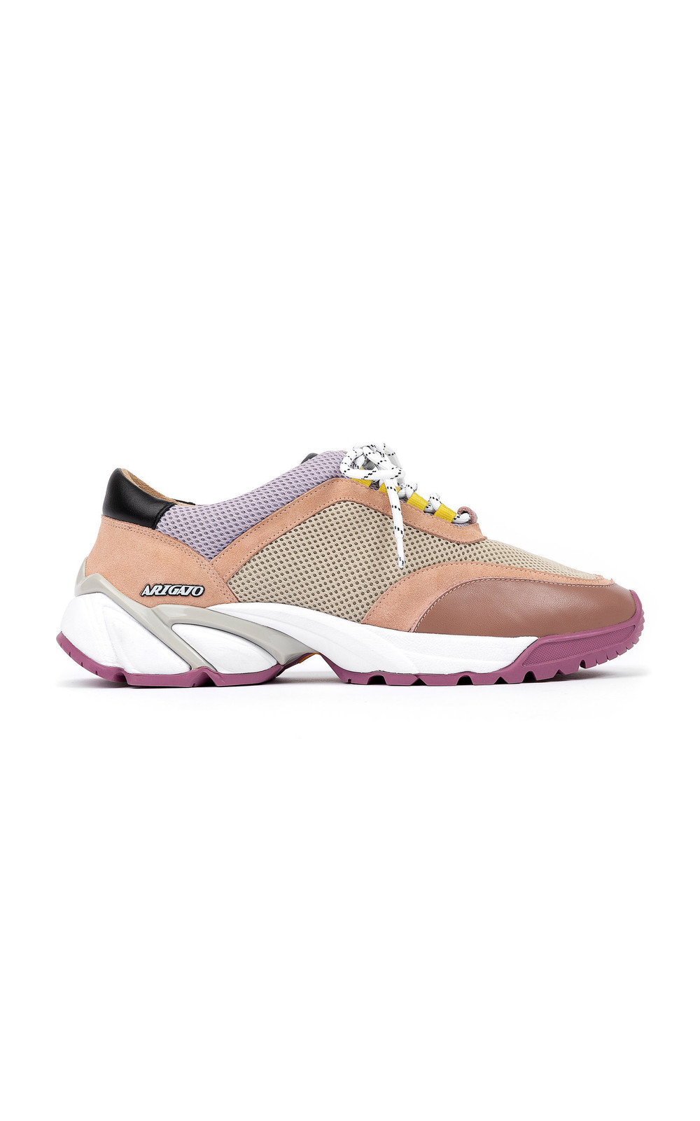 Axel Arigato System Leather Running Shoes in multi