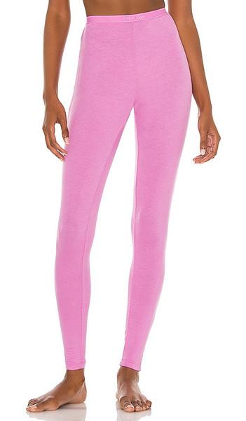 Calvin Klein Underwear Legging in Lavender in lilac