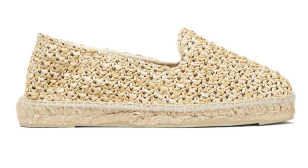 shoes straw espadrilles summer shoes