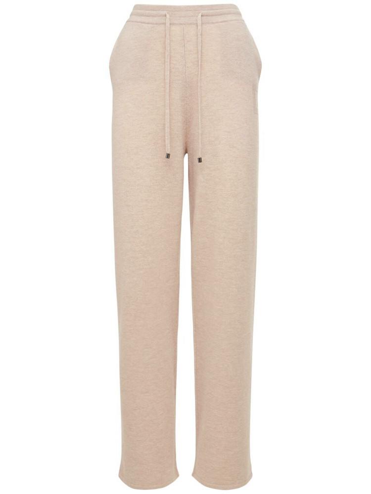 BOGNER Libby Wool Lounge Pants in beige