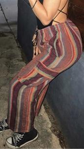pants,aztec