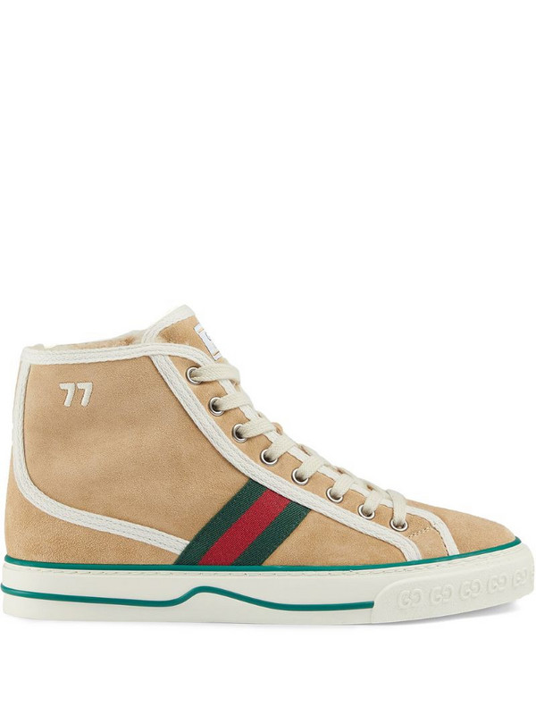 Gucci Tennis 1977 sneakers in neutrals