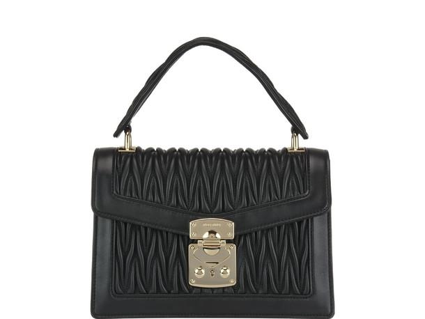 Miu Miu Miu Confidential Bag in black