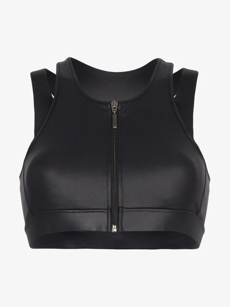 Charli Cohen Final Round sports tank top in black