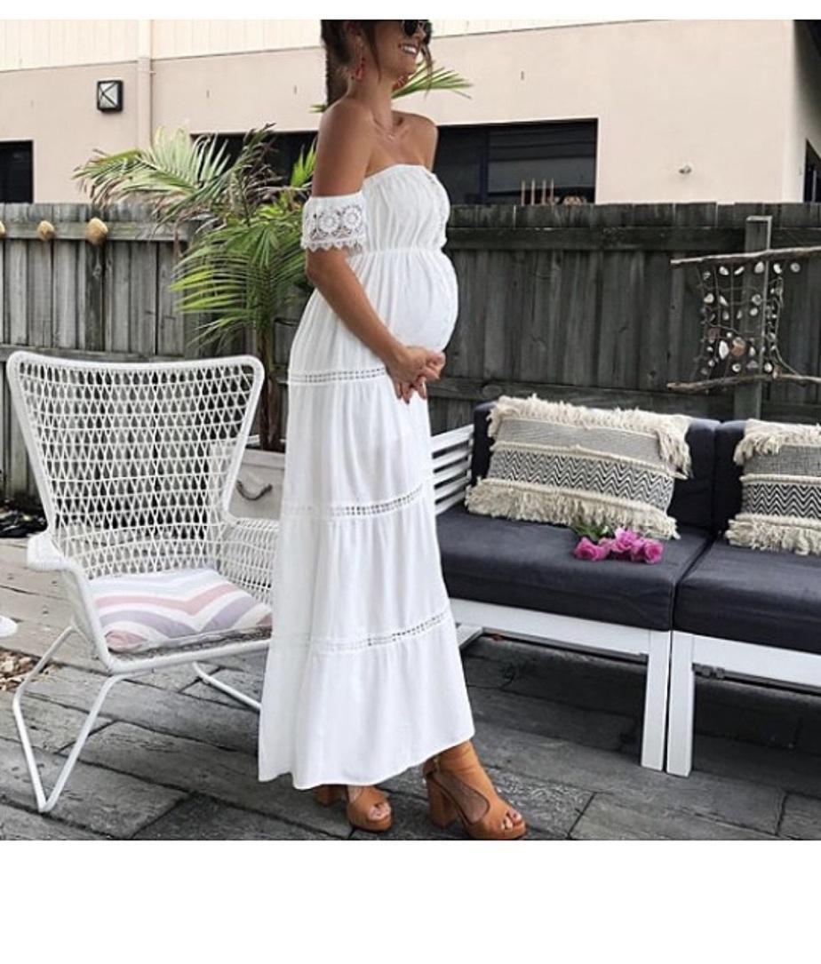 dress white off the shoulder summer summer dress