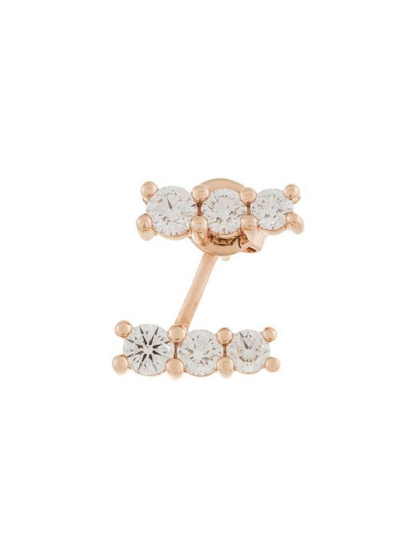 Alinka 18kt rose gold LARA diamond earring