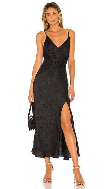 ASTR the Label Bastille Dress in Black