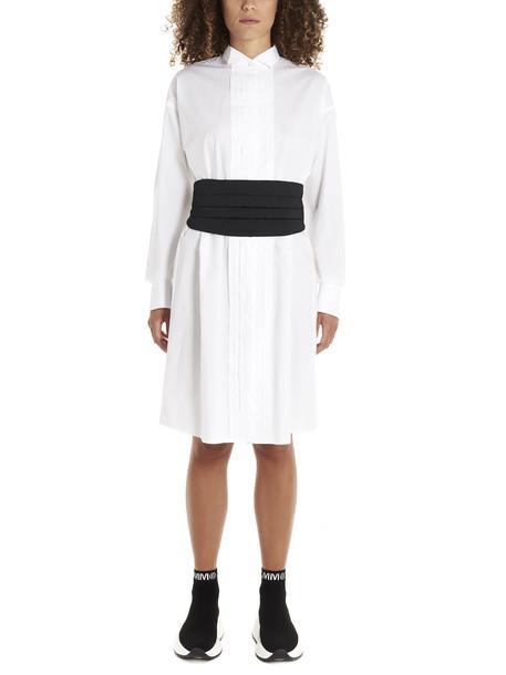 Mm6 Maison Margiela Dress in white
