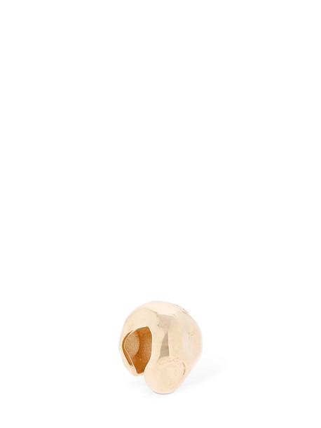 ANNE MANNS Edeltruad Gold Mono Ear Cuff