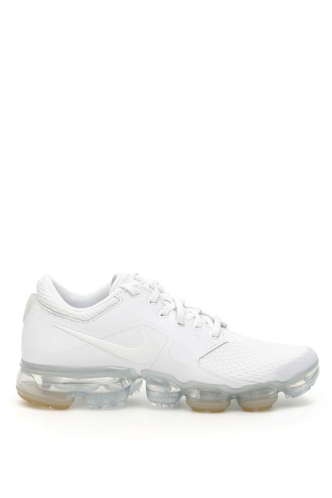 Nike Air Vapormax Sneakers in blue / metallic / silver / white