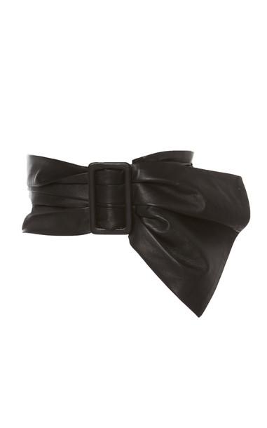 Dundas Tailored Belt in black