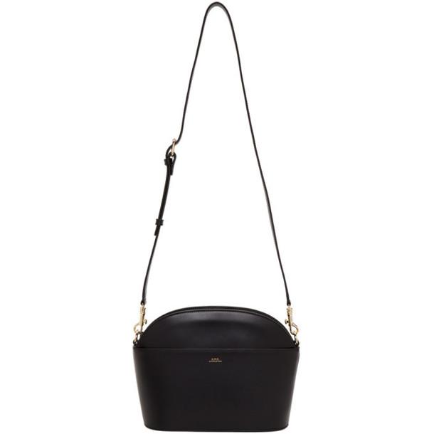A.P.C. A.P.C. Black Gabriella Bag