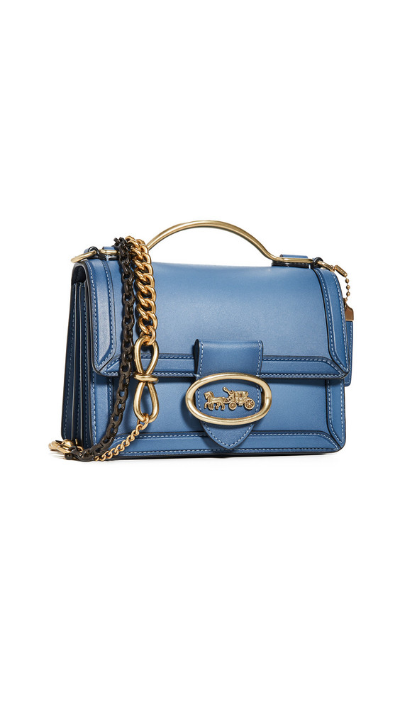 Coach 1941 Riley Top Handle Bag in chambray
