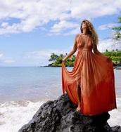 dress,maxi dress,beach,beach dress,summer,summer dress,summer outfits,tropical,boho dress