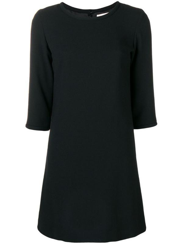 Goat Lola classic tunic dress in black