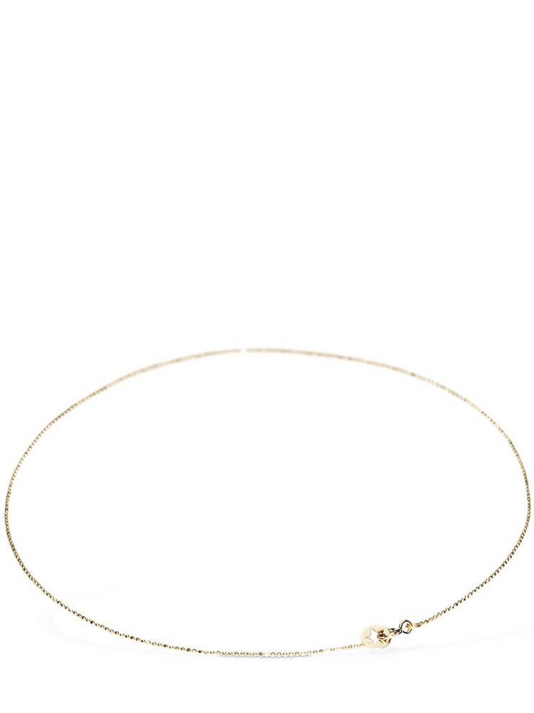 LIL 35cm 18kt Gold Nude Choker