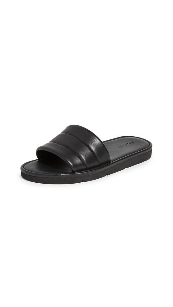 Vince Olina Sandals in black