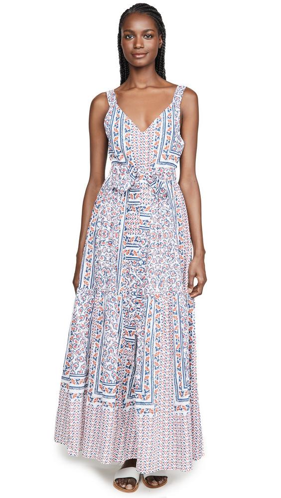 Roller Rabbit Lace Column Dezarina Dress in white