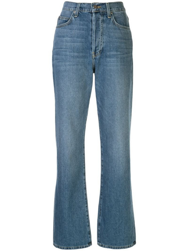 Eve Denim Juliette mid rise jeans in blue