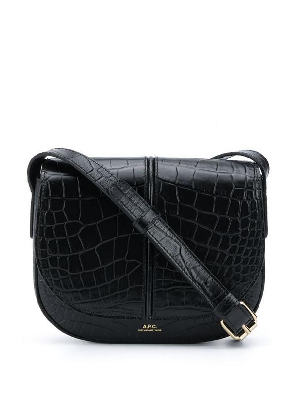 A.P.C. Betty crossbody bag in black