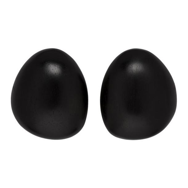 Monies Black Lima Earrings