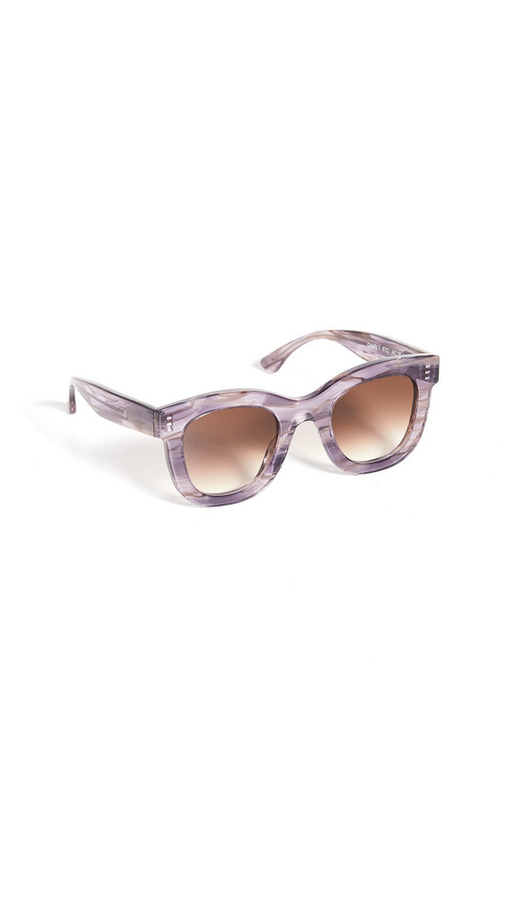 Thierry Lasry Gambly 6702 Sunglasses in purple